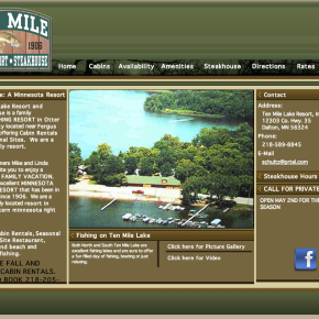 Ten Mile Resort – Etomite Site