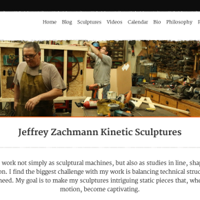 Jeff Zachmann – WordPress site
