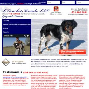 L,Escarbot Kennels – Etomite Site