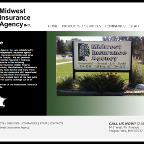 Midwest Insurance – Etomite Site