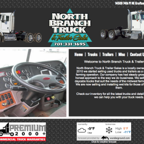 Northbranch Trucking – EtoFork Site