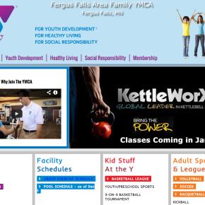 Fergus Falls YMCA _ Etomite Site