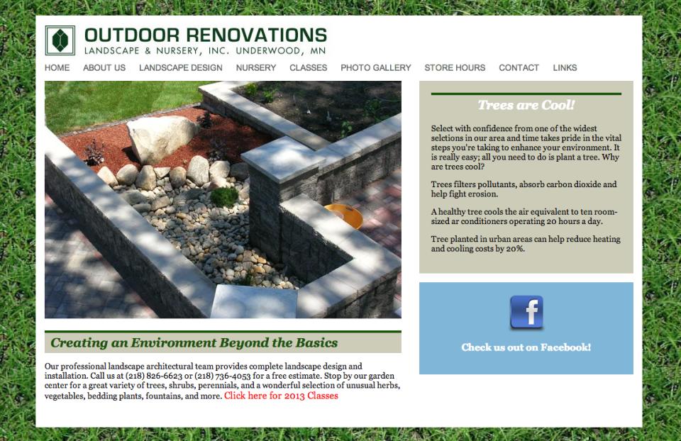 outdoorrenovationsinc.com – Etomite Site