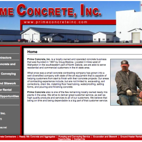 PRime Concrete Inc.