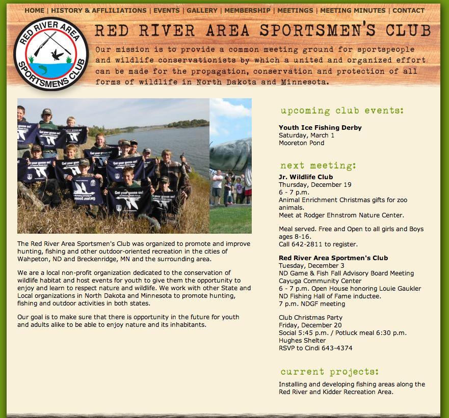 Red River Sportsman Club