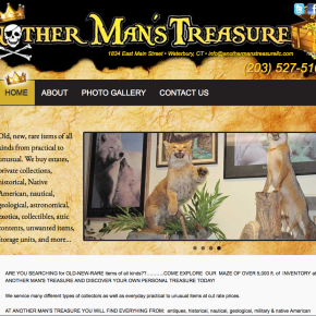 Another Man's Treasure LLC.