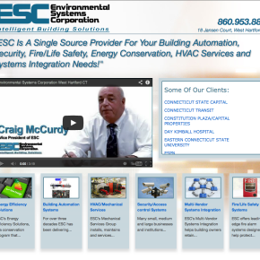 Environmental System Corporation – WordPress Site