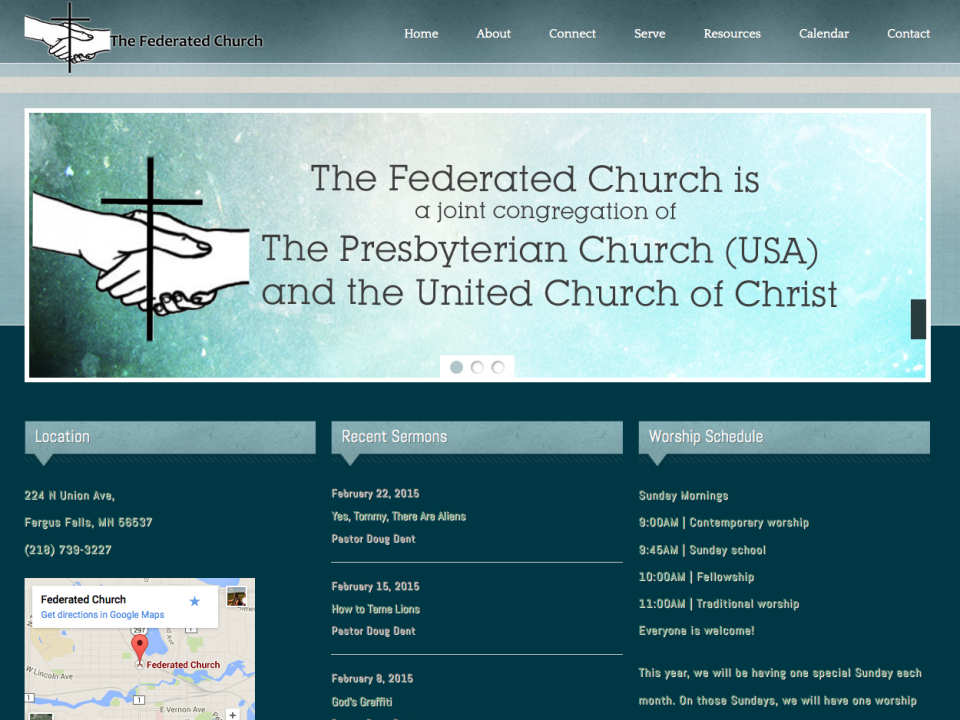 The Federated Church
