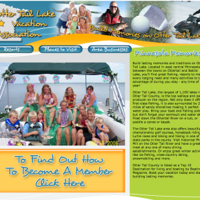 Otter Tail Lake Vacation Association – Etomite Site