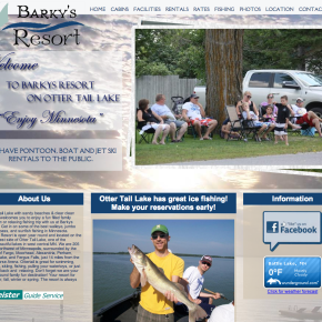 Barkys Resort – Etomite Site